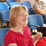 dr Marzena Bac współorganizator spotkania