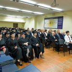 Wyróżnieni absolwenci i zaproszeni goście