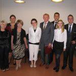 Grupa seminarzystów prof. Anny Czubały
