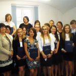 Pedagogika przedszkolna i wczesnoszkolna - absolwenci z promotorem dr Sabiną Kurzawą