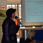 Wioletta Beyer - Koordynator projektów międzynarodowych w Niemczech podczas wystąpienia