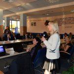 Wystąpienie Barbary Borowicz z Powiatowego Urzędu Pracy