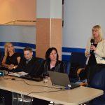 Doradca zawodowy Barbara Borowicz mówiła o wpływie staży zagranicznych na szanse zawodowe uczestników