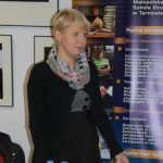 Pani Karolina Chrabąszcz - asystent w Katedrze Nieruchomości i Ubezpieczeń