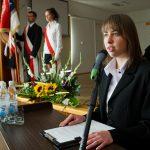 Wyróniona absolwentka lic Paulina Baranowska