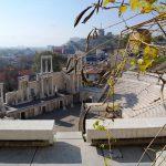 Antyczny Amfiteatr w Plovdiv