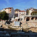 Ruiny Odeon Plovdiv