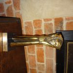 Statuetka, którą otrzymali nagrodzeni studenci