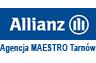 logo allianz z maestro