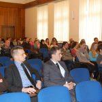 Uczestnicy seminarium, na pierwszym planie prelegenci z firmy doradztwa finansowego Open Finance