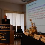 Mgr Marek Solarz podczas prezentacji