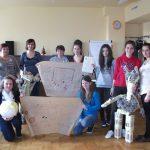 Prowadzące warsztat wraz z psycholog mgr_Renatą Zielińską