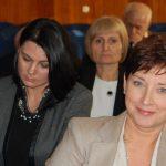 Wicekanclerz Renata Mielak, dr anna Wojtowicz i dr Jolanta Stanienda