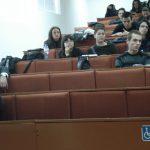 Trakia University - studenci w sali wykładowej