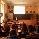 Wykłady w VII LO w Tarnowie