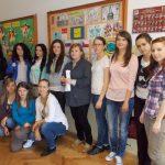 Studenci pedagogiki w Szkole Podstawowej nr 17