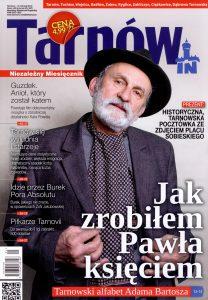 okładka miesięcznika Tarnów.in