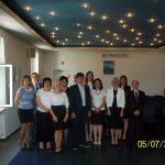 Studenci Rachunkowości z grupy seminaryjnej dr Wojciech Kozioła