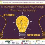 III Festiwal Psychologii i Rozwoju Osobistego
