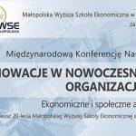 Jubileuszowa konferencja naukowa – 26 września 2014 r.