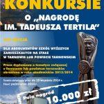 Nagrody im. Tadeusza Tertila dla absolwentek MWSE