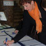Rejestracja uczestników - wicekanclerz Renata Mielak
