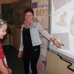 Dzieci uczą sie chorwackiego
