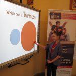 Dzieci uczą się tureckiego