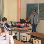Hasan w SP 2 w Tarnowie