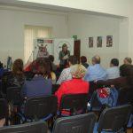 Dziekan dr Renata Smoleń rozpoczyna spotkanie