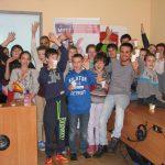 Zdjęcie gripowe dzieci i studentów