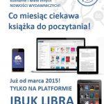 Książka miesiąca w Ibuk Libra
