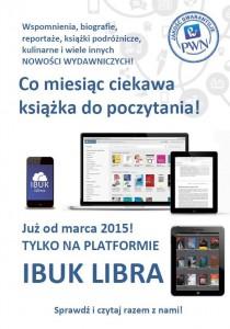 książka miesiąca w Ibuk Libra - plakat