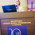Wystąpienie Joanny Zaklikiewicz