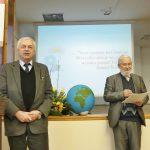 Rektor oraz kierownik KNoW