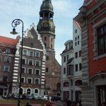Ryga - stare miasto