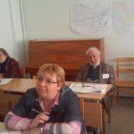 Uczestnicy Konferencji, na drugim planie prof. J.R. Paśko