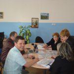 Pracownicy MWSE, Goście z Portugalii i gospodarze podczas szkolenia