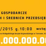 XV Forum Gospodarcze MSP w Tarnowie