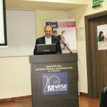 ks. prof. Jacek Siewiora w trakcie wystąpienia