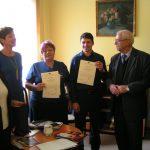Goście z Trakia University w Bułgarii