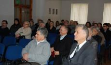 Uczestnicy wykładu otwartego M. Krawczaka