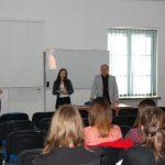 Spotkanie uczniów z samorządem studenckim