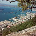 Wybrzeże w Benalmádena - zdjęcie ze wzgórza