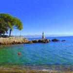 Zdjęcie krajobrazowe - morze