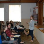 Anna Karaś przedstawia ofertę MWSE