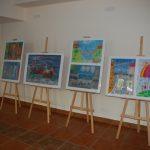 Wystawa prac plastycznych dzieci
