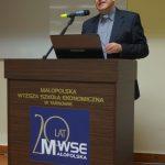 Wystąpienie ks. prof. Jacka Siewiory