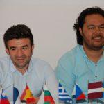 Profesorowie z Turcji podczas V Międzynarodowego Dnia Erasmusa w MWSE