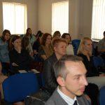 Uczestnicy Międzynarodowego Dnia Erasmusa